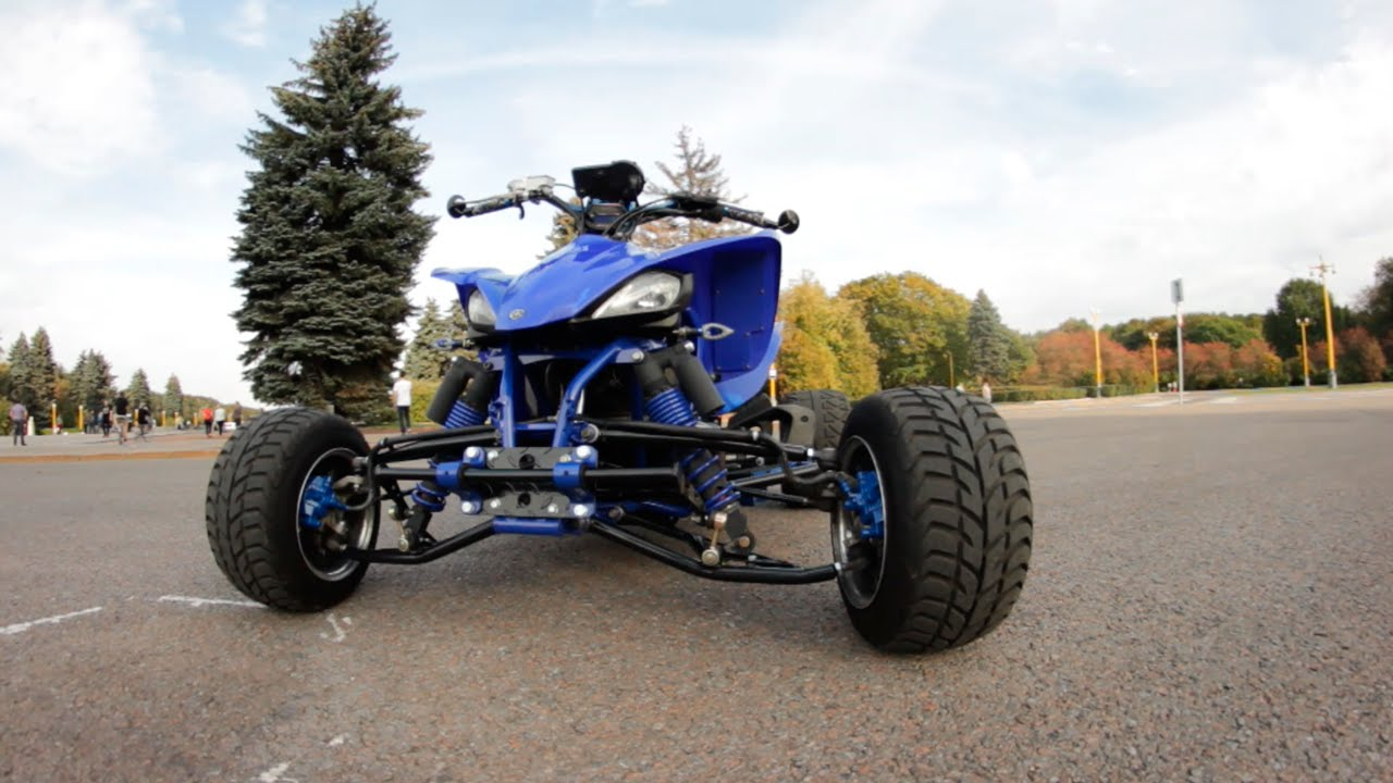 bezdорожный drive yamaha yfz 450 raptor 700 project edition youtube