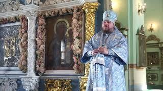 Слово митрополита Ферапонта в праздник Успения Божией Матери