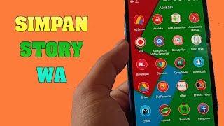 Gambar cover Cara Download Story / Status WA (Whatsapp) Tanpa Aplikasi Tambahan