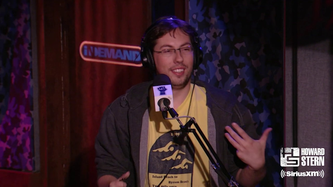 Howard Reads the Résumé JD Harmeyer Used to Get His Stern Show Job (2008)