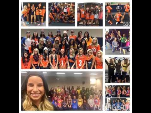 Denver Broncos Cheerleaders 2015-2016 Super Bowl Championship Season 🏆🏈💃