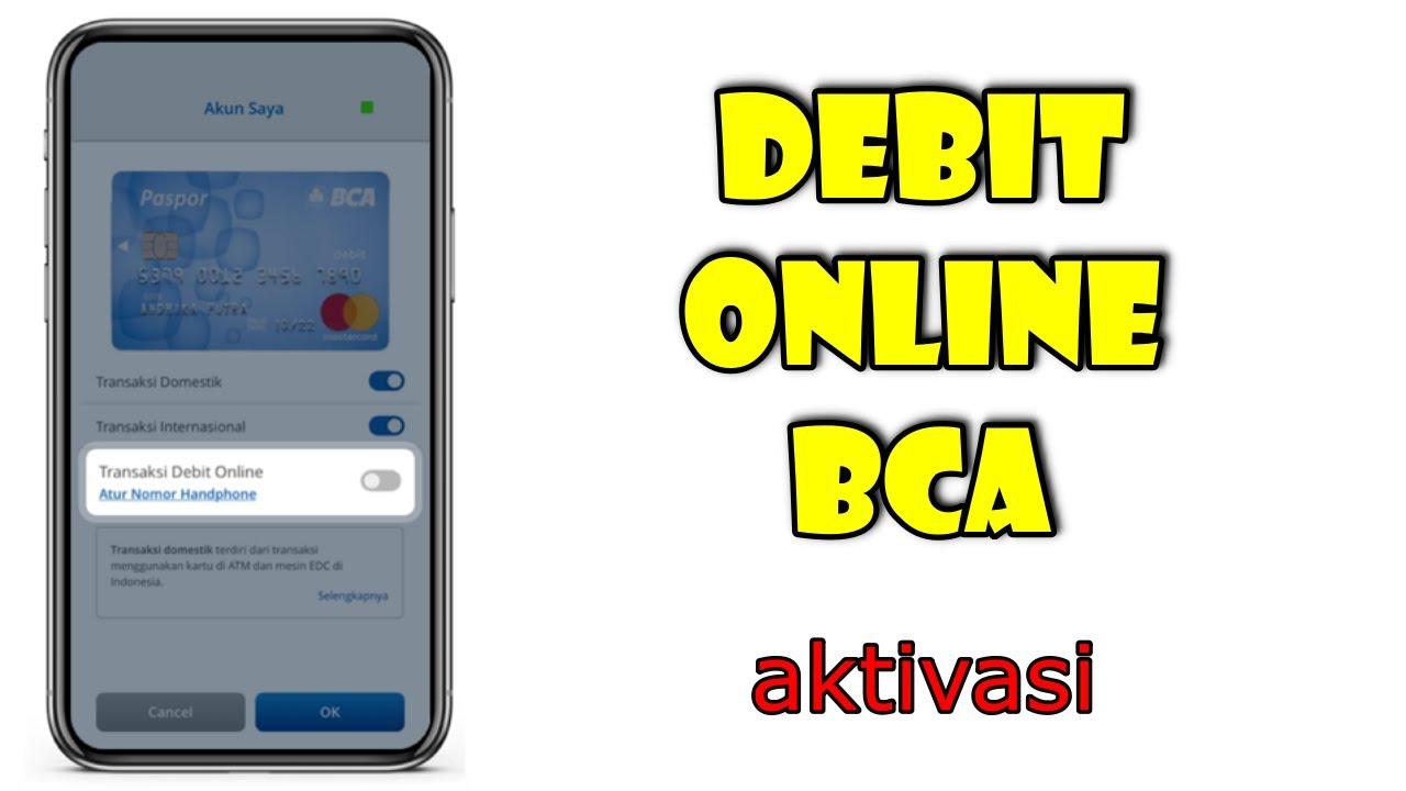 Debit Online Bca Netflix