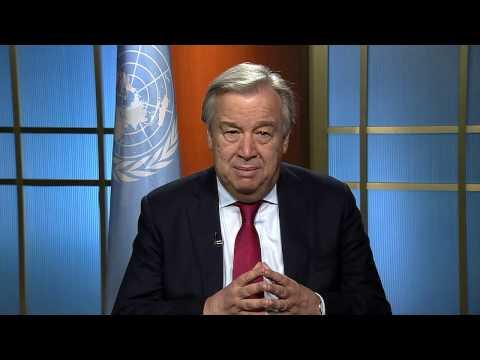 Message of UN Secretary General for Raisina Dialogue 2017