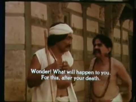 Comedy Scene from Gujarati Movie  Bhav Ni Bhavai