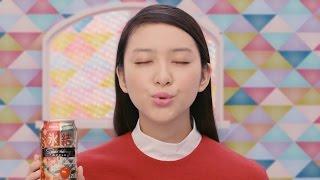 武井咲KIRIN 氷結「聖誕的CHU」篇【日本廣告】快到聖誕節,大家想收什麼...