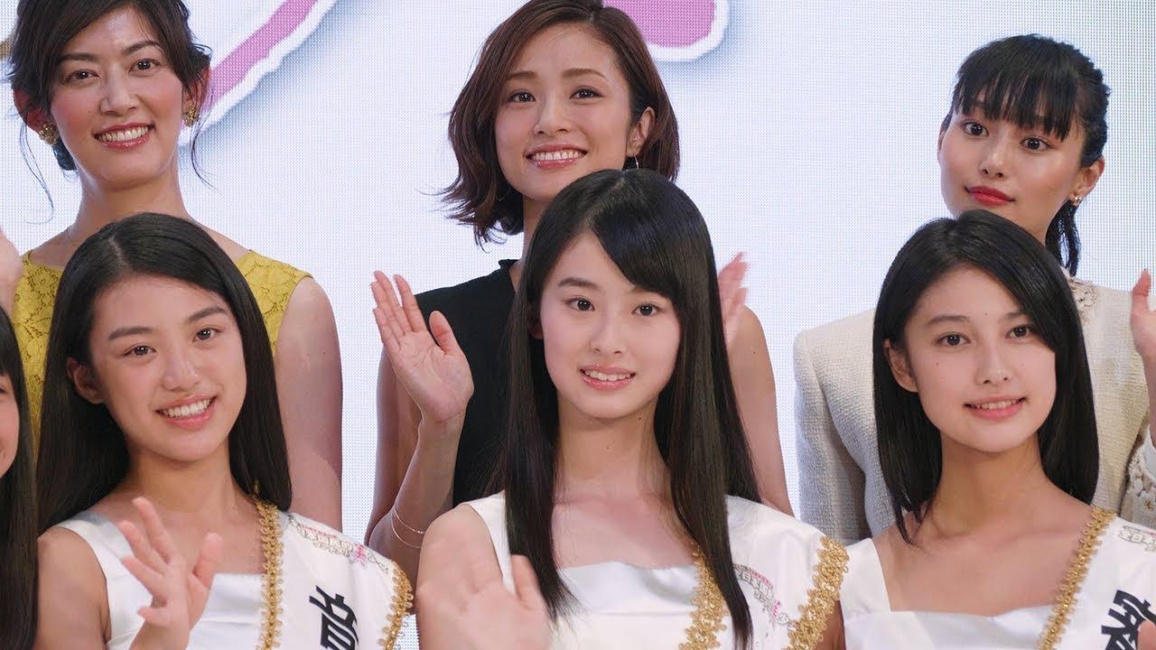 グランプリは13歳井本彩花さん、...