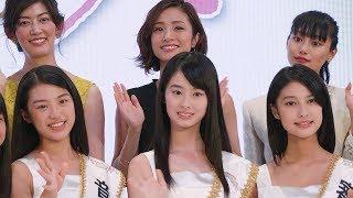 女優の米倉涼子、上戸彩らを生んだ「全日本国民的美少女コンテスト」の...