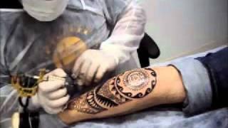 Budega Tattoo   Maori