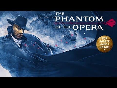 The Phantom of the Opera på Folketeateret!