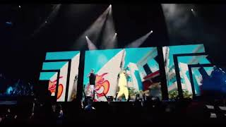 J.Balvin , Bad Bunny - Yo Le Llego (En Vivo)