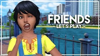 The Sims 4: Friends #27 - Wedding Day!