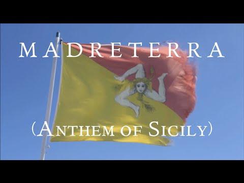 Madreterra   Inno Ufficiale della Regione Sicilia [Anthem of Sicily Island]