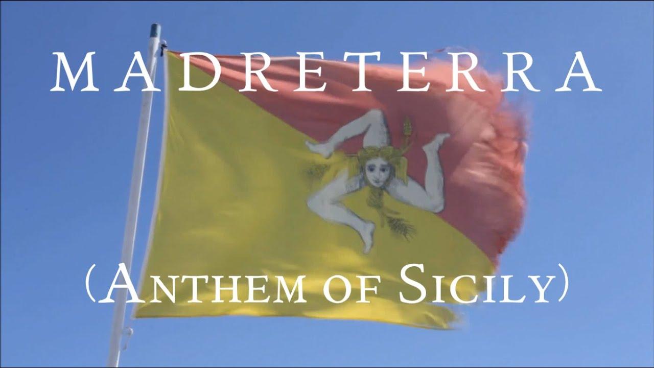 I Sarti Italiani Montelepre madreterra | inno ufficiale della sicilia [anthem of sicily island]