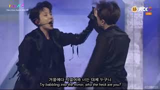 Gambar cover [ENG SUB] BTS Intro + Fake Love + Outro at 2018 MMA (Melon Music Awards)