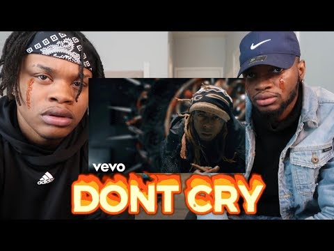 Lil Wayne - Don't Cry ft. XXXTENTACION - REACTION
