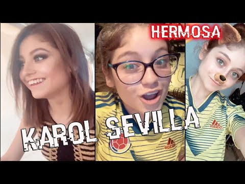 Karol Sevilla En Medellín Viendo Al Partido De Colombia Y Argentina - 15/06/19
