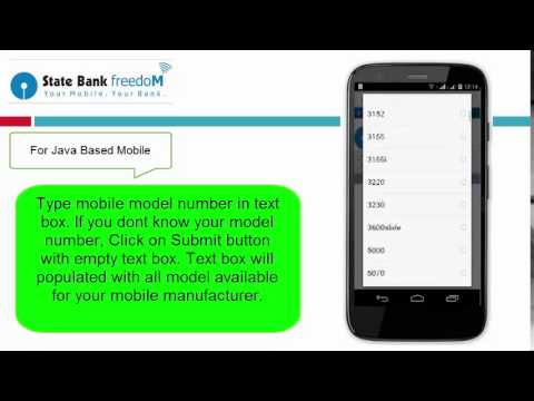 State Bank Of Mysore - Mobile Banking - Download And Intall Demo