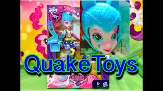 new my little pony pinkie pie roller skating doll equestria girls mlp friendship games zapcode