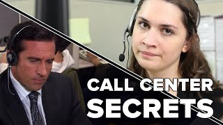 Secrets Call Center Employees Don