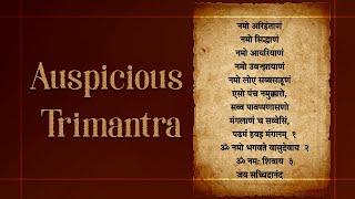 Auspicious Trimantra