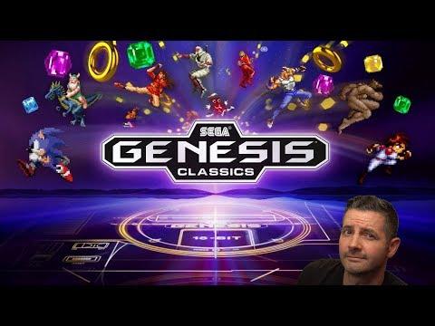 Daemon Plays SEGA Genesis Classics