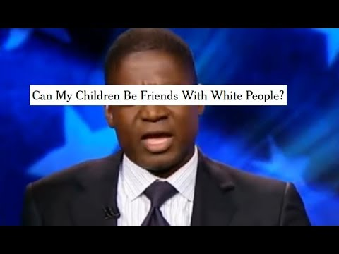 The Problem with White Friends