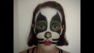 The Catman | KISS makeup tutorial