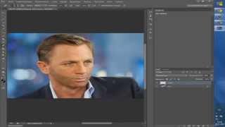 Как сделать щетину в Photoshop CS6