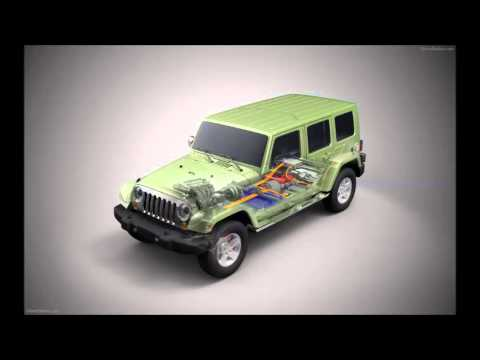 2009 Jeep Wrangler Unlimited Ev Youtube