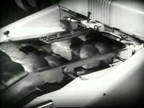 1946 Documentary about the baking industry