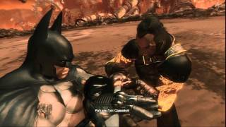 Прохождение Batman: Arkham City (живой коммент от alexander.plav) Ч. 27