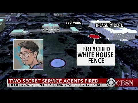 Secret Service fires two officers connected to March intrusion