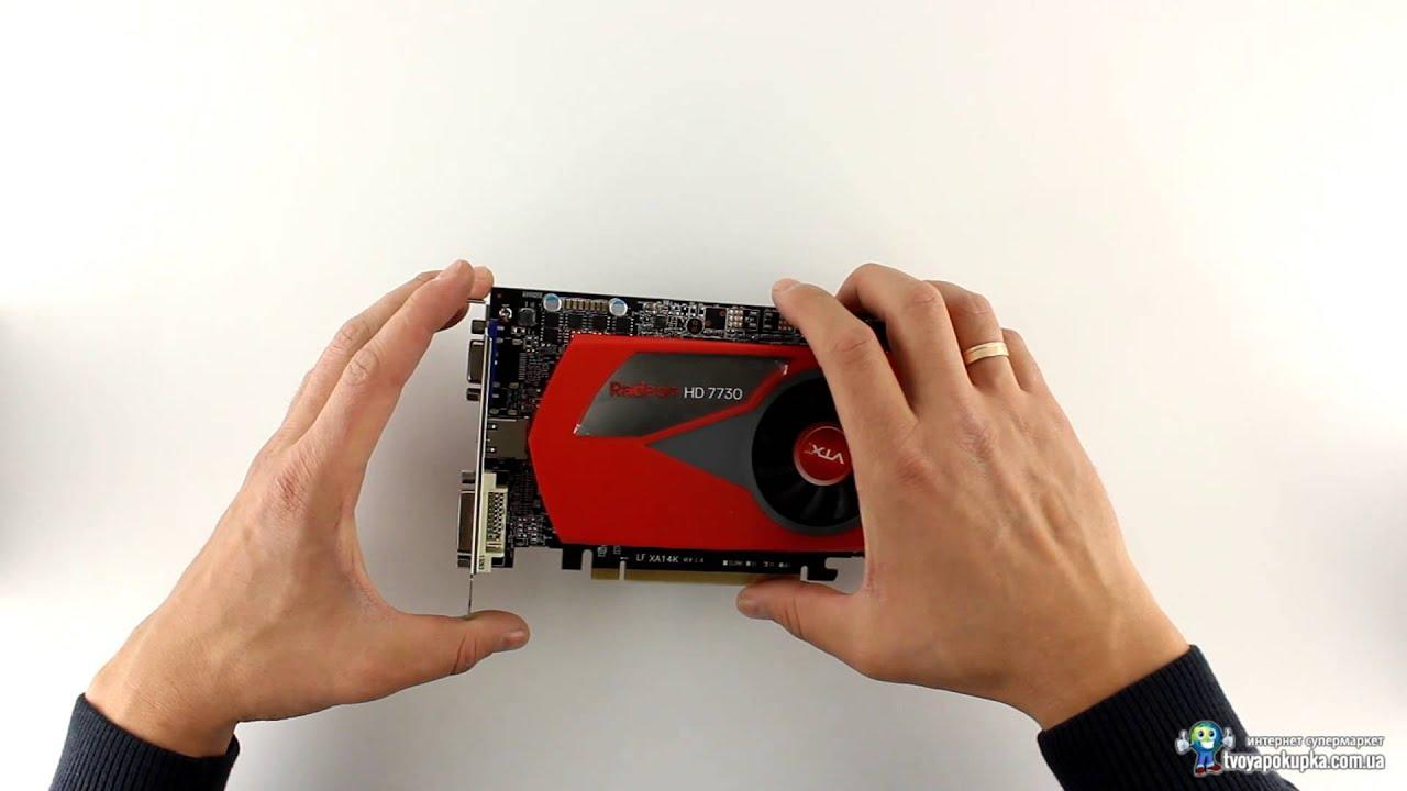 ATI Radeon HD5650 mobility из Китая - YouTube