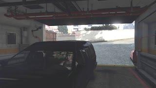 暗殺ターゲットの近くに沸いている霊柩車はミッション車らしく保存出来...