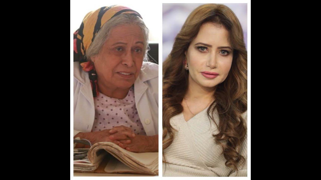 مي العيدان أتوسل لحياة الفهد ب أنها لا تستعين بمخرج أم هارون محمدد العل بالجزء الثاني