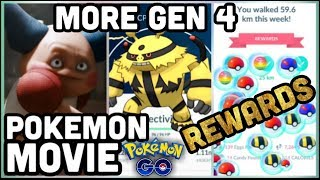NIANTIC CONFIRMS GEN 4 EVOLUTIONS POKEMON GO | LIVE ACTION POKEMON MOVIE | SECRET LEAGUE ADVENTURE