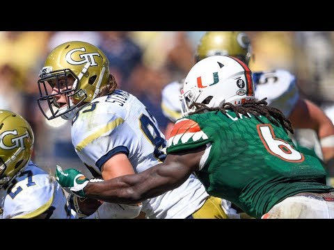 Georgia Tech vs. #11 Miami (Football)