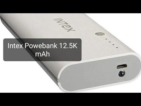 Non-Universal Beliefs - Quick Unboxing of Intex Powerbank 12500mAh (IT-PB 12.5K)