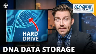 DNA Data Storage: Knee Of The Curve with Emmett Short