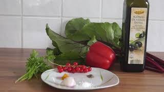 Рецепт салата из листьев свеклы. Вкусный салат быстрого приготовления на каждый день