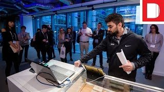 The Future Of Payment | Inside Visa's London-based Innovation Centre