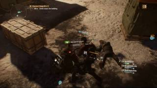 The Division PC Gameplay Ultra Setting