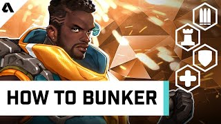 How To Play Bunker Comp | Behind The Akshon - Overwatch