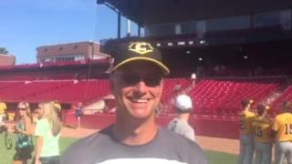 Andy Hallet - Team wins Dynamic USC Wood Championships 17U