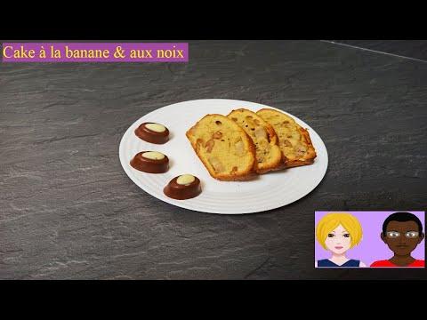cake-à-la-banane-et-aux-noix