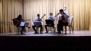 Adiós Nonino - Astor Piazzolla (Arr: Fabio Salazar O)