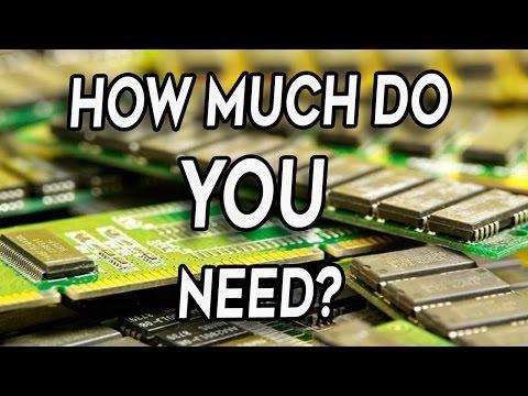 What You MAY Not Know  4GB Vs 8GB Vs 16GB Vs 32GB vs 64GB Vs