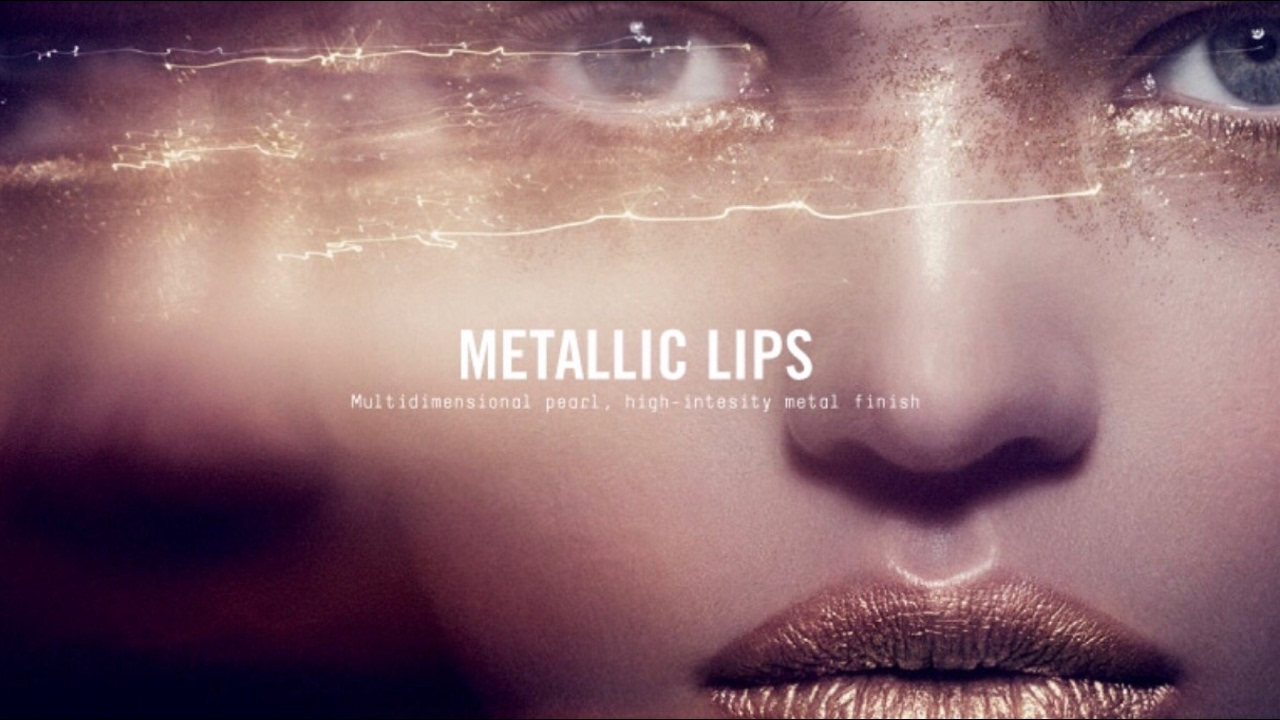 Metallic Lips Lipstick by MAC #22