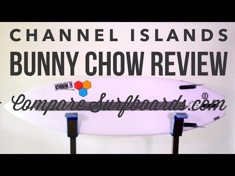 Channel Islands Bunny Chow Review no.83 | Compare Surfboards