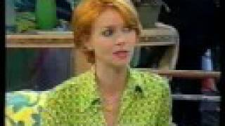 Cathy Dennis - ThisMorning West End Pad Promo Interview